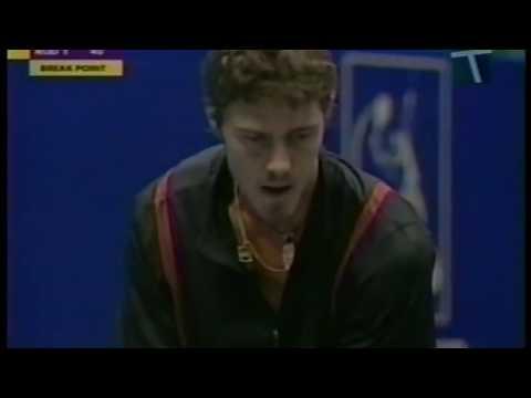 Roddick vs Safin  - Bangkok 2004 SF