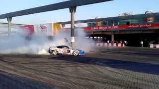 Dubai Motor Festival # Ford Mustang Drifting