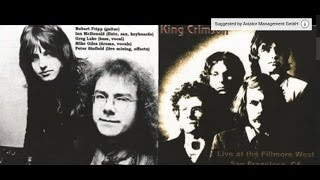 King Crimson - Drop in - Live @Fillmore West 1969