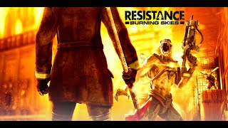 Resistance Burning Skies: HD Gameplay (PS TV)