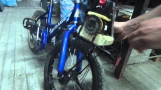 Детский велосипед с электроприводом 2(Детский велосипед с электроприводом 2., 2014-07-04T05:19:04.000Z)