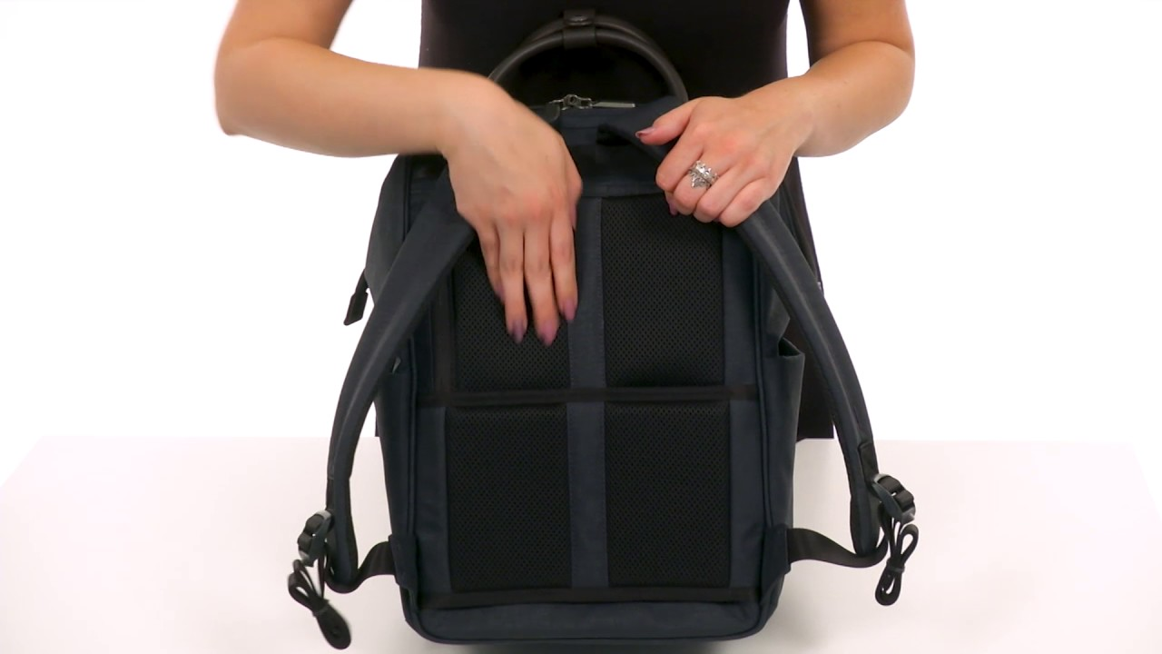 2a547f00f Briggs & Riley Kinzie Street - Framed Wide Mouth Backpack SKU:8962955