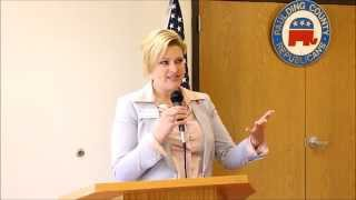 Kellie Austin, Republican Candidate for Georgia Public Service Commission