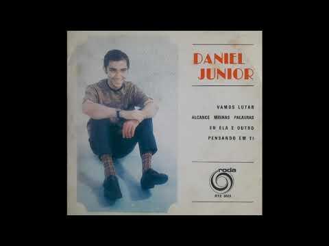 DANIEL JUNIOR - LP Completo 1968