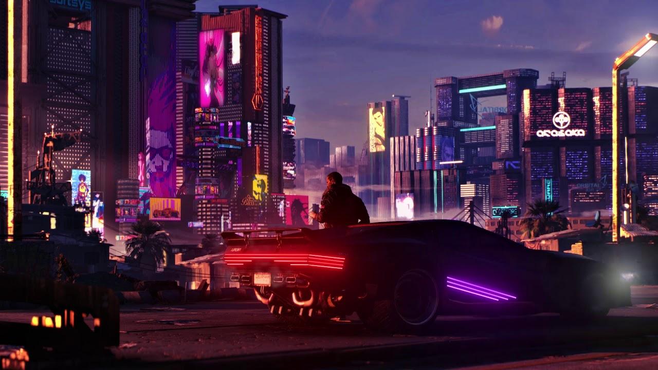 Cyberpunk 2077 Wallpaper Engine - YouTube