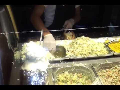 أكلة البطاطس المشوي في إسطنبول رووعه ـ 2012