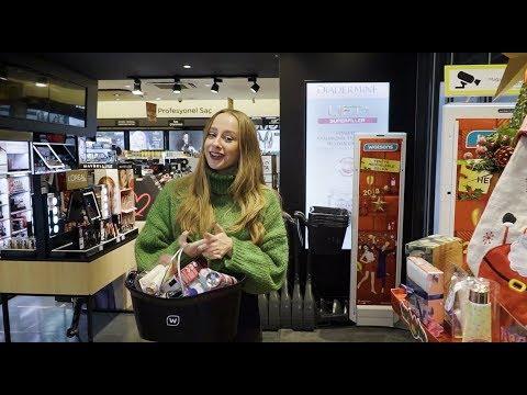 Polina Chursanova Ile Yılbaşı Alışverişi