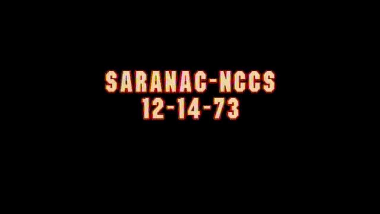 NCCS - Saranac Boys Radio  12-14-73