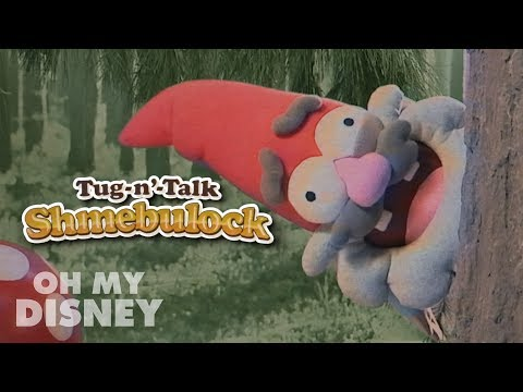 Gravity Falls – Tug-n'-Talk Shmebulock | Oh My Disney