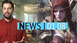 Kritik an Horde-Darstellung in WoW - Fallout 76 ohne Season Pass - News