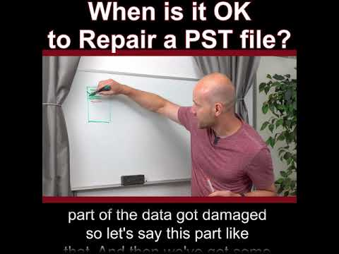 When Is It OK To Repair A PST? // Random Topic 38