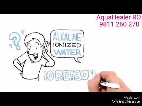 10 Benefits of drinking alkaline water (Hindi)