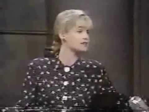 1993 NBC  Bonnie Hunt tells the Fabio story: