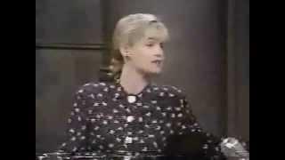 1993 NBC - Bonnie Hunt tells the Fabio story: )