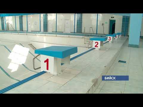 Капитальный ремонт в бассейне «Дельфин» планируют завершить в конце марта