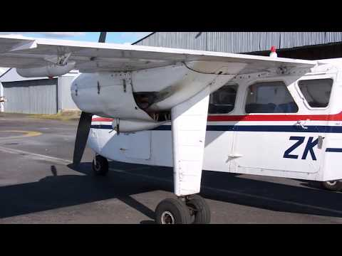 New Zealand Britten Norman Islander, Walkaround Music Video