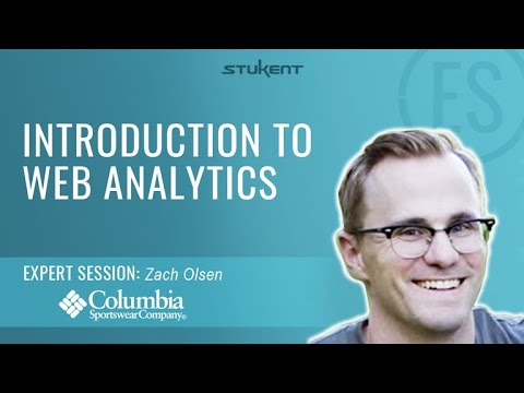 Introduction To Web Analytics - Stukent Expert Session w/ Zach Olsen