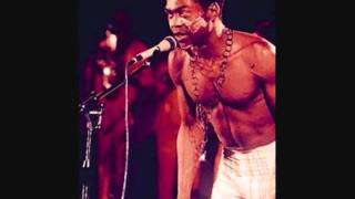 fela kuti just like that