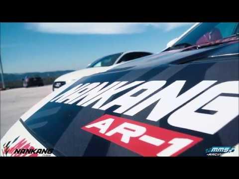 Pierre Rizk - Nankang Tire Testing  - 2019 Season