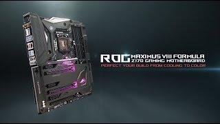 ROG Maximus VIII Formula (4K)