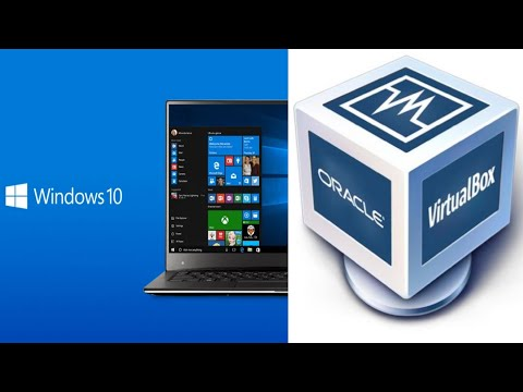 Как установить Windows 10 на VirtualBox 6 1