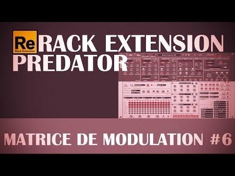 Rack Extension Predator: Matrice de modulation #6