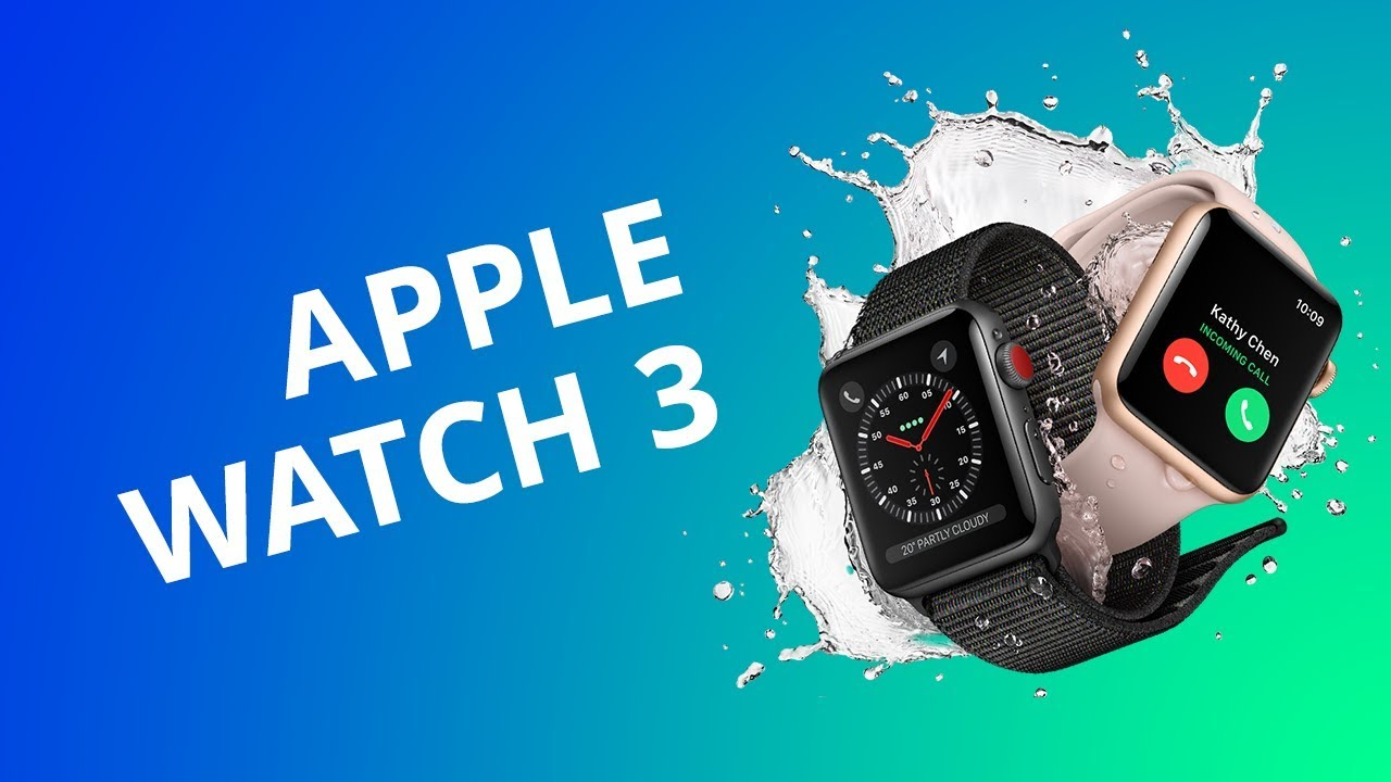 a362f765e38 Apple Watch Series 3  Review Análise  - YouTube