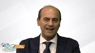 L'intervista a Corrado De Benedittis