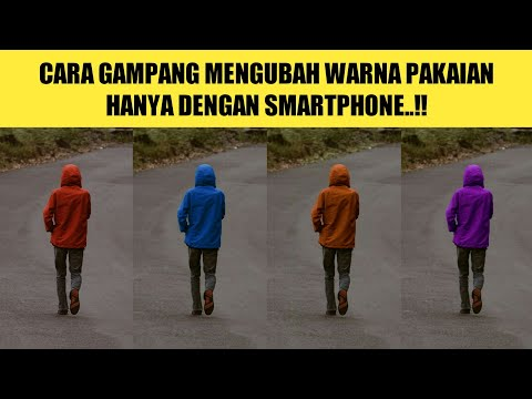 Merubah Warna Langit | Edit Foto Tutorial Change The Color Of The Sky from YouTube · Duration:  5 minutes 6 seconds