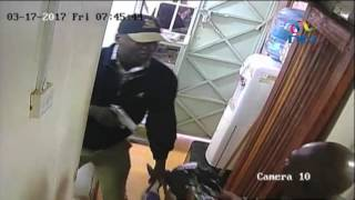 Manhunt launched for Uthiru robbers caught on CCTV