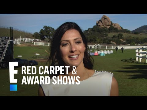 Becca Kufrin Wishes Arie Luyendyk Jr. & Lauren B. the Best   E! Live from the Red Carpet