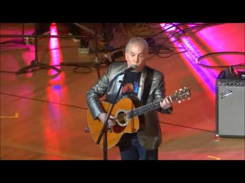 Paul Simon  50 Ways To Leave Your Lover  Eastman Theatre  Rochester, NY  April 22,2018