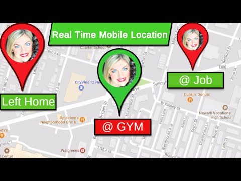 How to TRACK Cell Phone Current Location