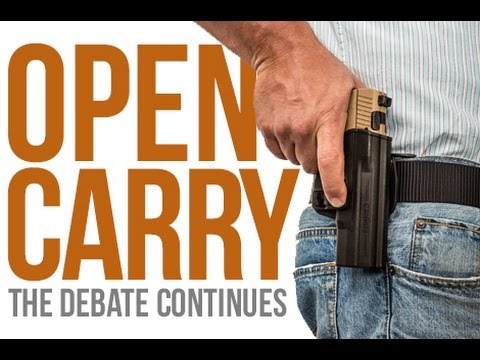 Open Carry at Connecticut Supermarket!