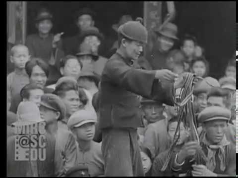 1930年的台灣市集(超珍貴的影音紀錄)