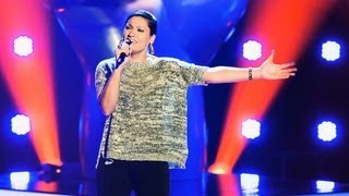 Iris Moné - Love's Divine - Blind Audition - The Voice of Switzerland 2013