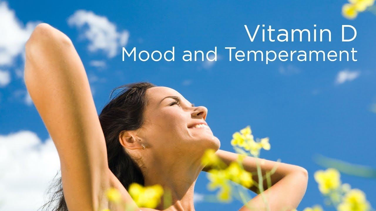 Vitamin D: Implications on Mood and Temperament | Dr. Joel Gould
