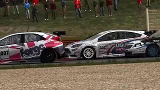 GRID Autosport - Red Bull Ring Reversed Cat C Touring Cars Race 2