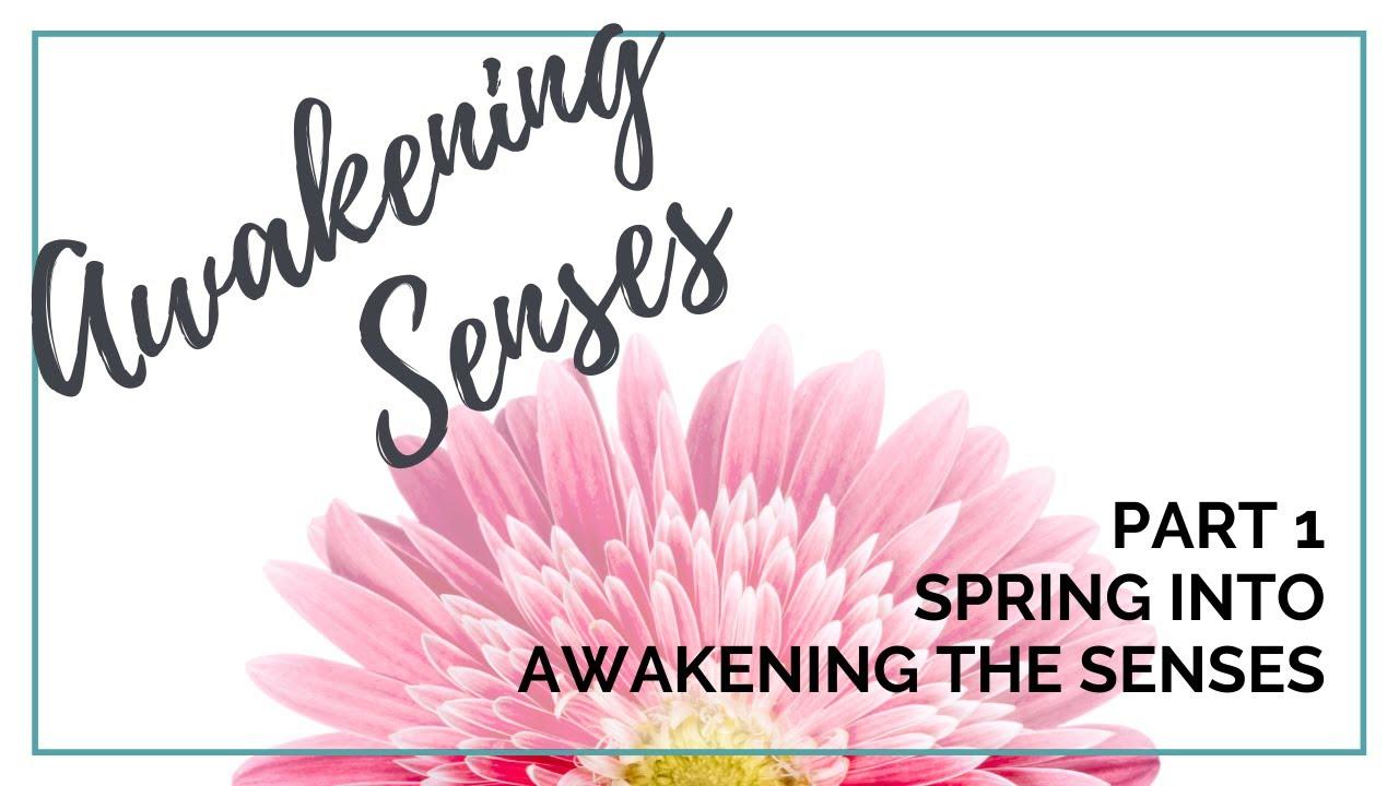 Spring Fling Awakening the Senses Video (Bold Blind Beauty)