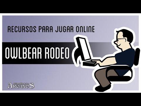 Recursos para jugar online - Owlbear Rodeo
