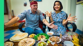 Lunar New Year Feast with Helen's Recipes! Tet in Danang