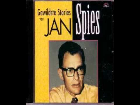 Jan Spies - Dinges En Watsem