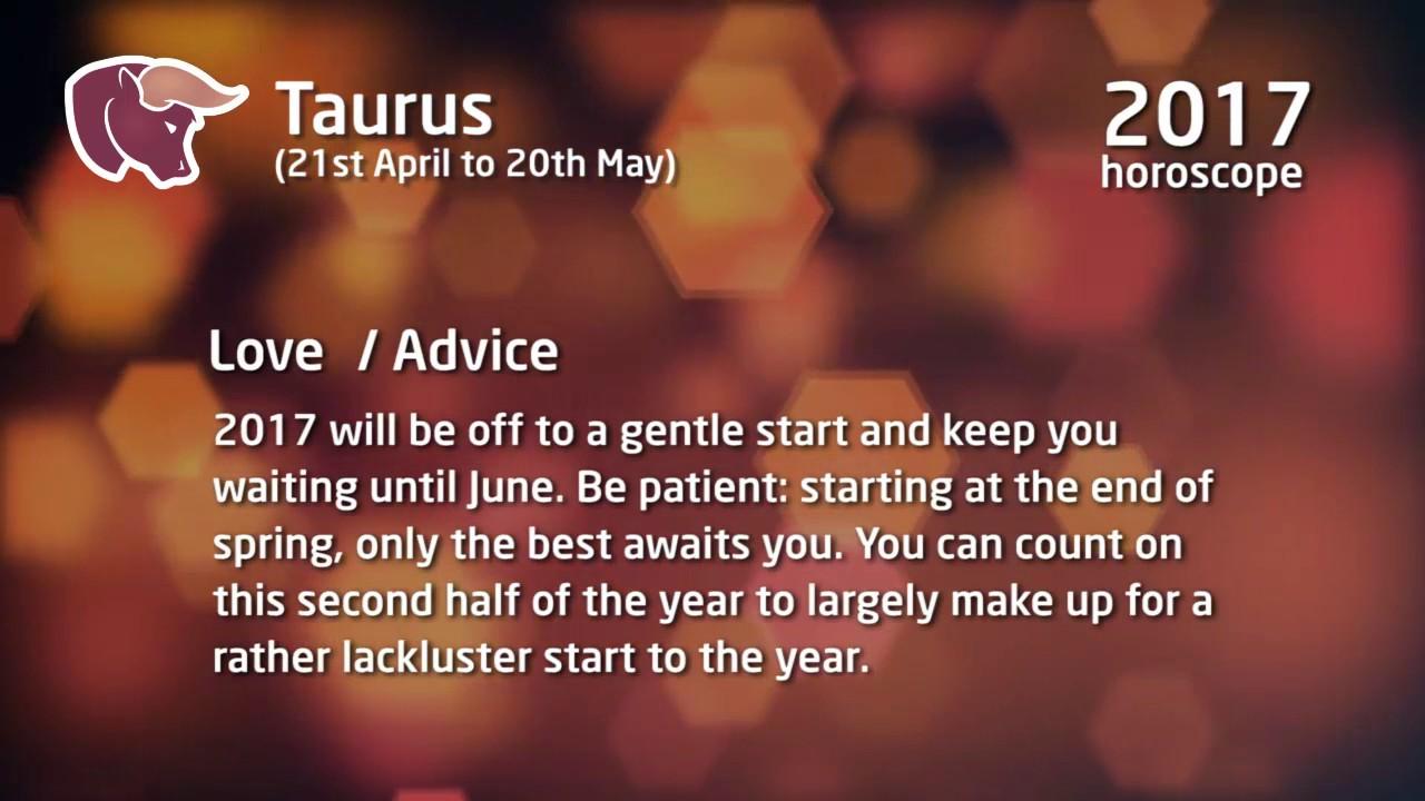 Horoscope for Taurus 2018 85