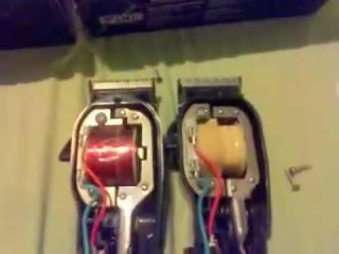 VEJA   qual a diferença das maquinas wahl de corte de cabelo   SUPER TAPER    PRO BASIC !!! 6f75eb169780