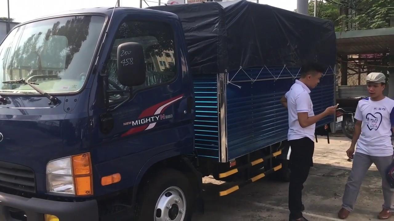 Hyundai N250 2.5 Tấn Giá Rẻ Nhất Hà Nội - 0931 67 66 55 - YouTube