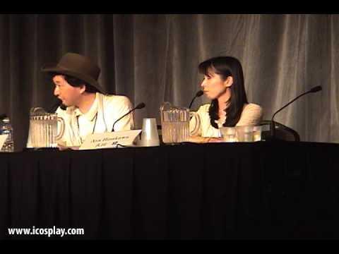 Animazement 2005 - Aya Hisakawa - part 3