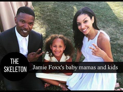 Jamie Foxx's Baby Mamas And Kids