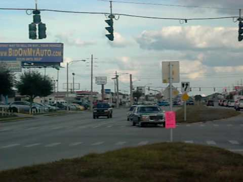 Colonial Drive and Fairvilla Traffic Sequence