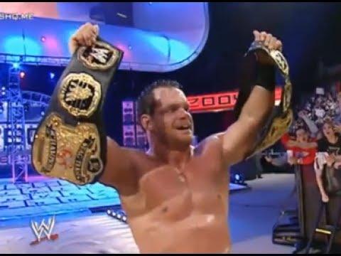 LUCHA COMPLETA | Chris Benoit & Edge vs. La Resistance - Lucha por el Campeonato Mundial en Parejas
