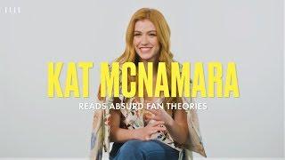 fan theories with katherine mcnamara